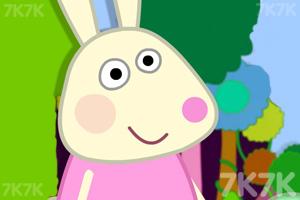 《小兔子學數字》截圖2