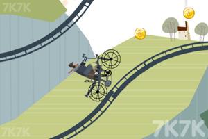 《自行车越野赛》游戏画面5