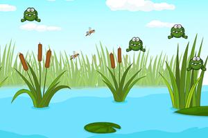 《快乐的小青蛙》截图1