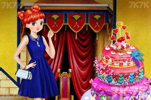 《小公主的新年蛋糕》截图1