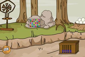 《救出洞穴的恐龙》游戏画面1