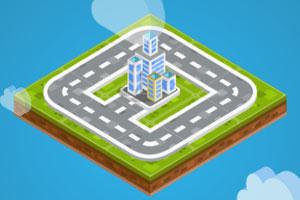 《城市超级链接2选关版》游戏画面1