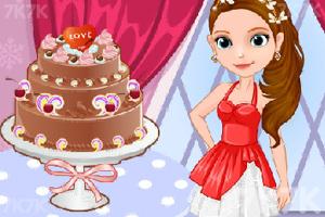 《索菲亚的派对蛋糕》游戏画面1