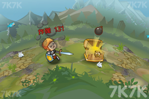 《猜拳英雄中文版》游戏画面3