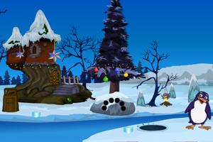 逃离圣诞老人住所5
