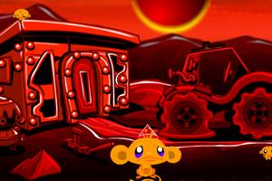 《逗小猴开心之世界旅行》游戏画面1
