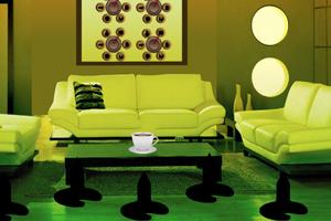 《逃离绿色卧室》游戏画面1