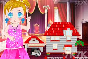 《小公主玩乐高》游戏画面3