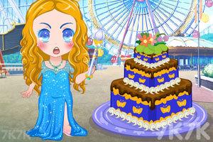 《可爱女孩的公主梦》截图1
