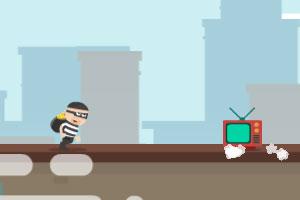《城市盗窃》游戏画面1