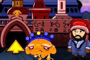 《逗小猴开心系列84》游戏画面1