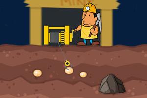 《黄金矿工H5》截图1