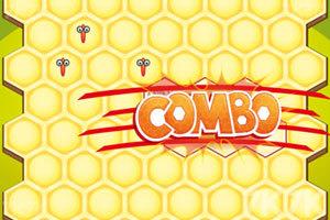 《小蜜蜂采蜂蜜》游戏画面3