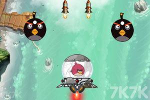 《进击的小鸟》游戏画面2