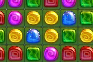 《甜蜜星球对对碰》游戏画面1