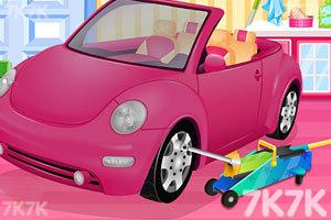 《清洁小汽车》游戏画面3