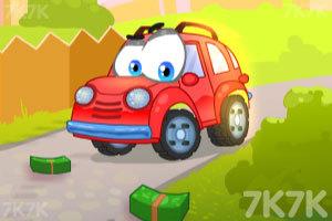 《小汽车之侦探梦》游戏画面2