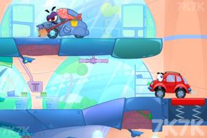 《小汽车之侦探梦》游戏画面1