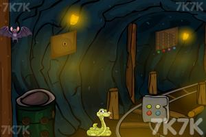 《逃出黄金矿洞》游戏画面3