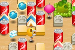 《萌版泡泡堂》游戏画面3