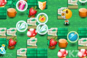 《萌版泡泡堂》游戏画面2