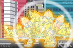 《组装机械剑背龙2》游戏画面2