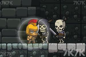 《骑士的钻石》游戏画面3