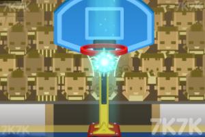 《三分投篮》游戏画面1