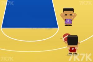 《三分投篮》游戏画面3