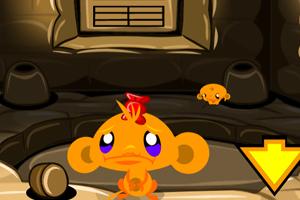 《逗小猴开心系列104》游戏画面1