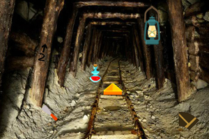 《逃离污水洞穴》游戏画面1