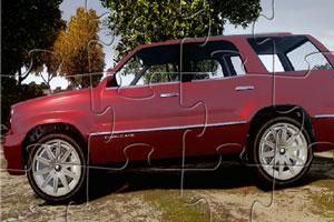 《红色法拉利休旅车》游戏画面1