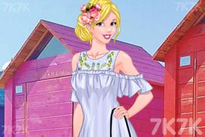 《女孩的四季装扮》游戏画面2