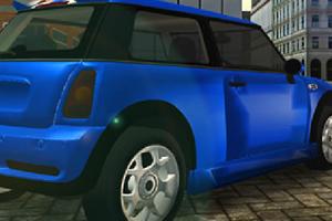 《迷你赛车找轮胎》游戏画面1