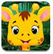 救援可爱长颈鹿