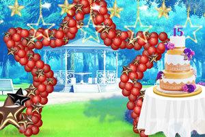 《女孩们的生日派对》游戏画面2
