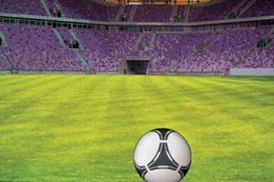 《挑战颠球大赛》游戏画面1