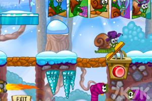 《蜗牛寻新房子6H5版》游戏画面6