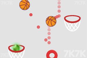 《画线篮球》游戏画面3