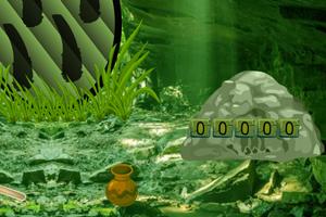 《逃离森林洞穴》游戏画面1