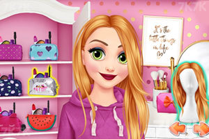 《女孩们的下午茶》游戏画面1