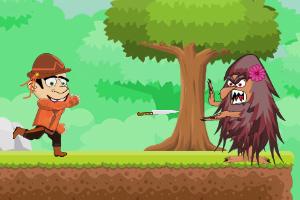 《奔跑的马托》游戏画面1