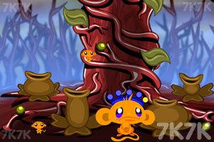 《逗小猴开心之世界旅行3》游戏画面2