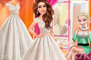 《唯美的新娘艾瑞》游戏画面1