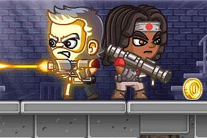 《反冲枪者无敌版》游戏画面1