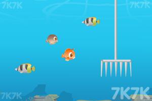 《梦幻大鱼吃小鱼》游戏画面2