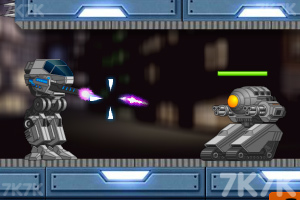 《机器人大冲锋》截图2