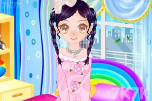 《小萝莉的公主房》游戏画面2