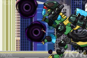 《组装机械直立龙2》游戏画面5