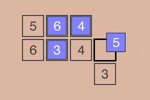《数字方块大考验》游戏画面1